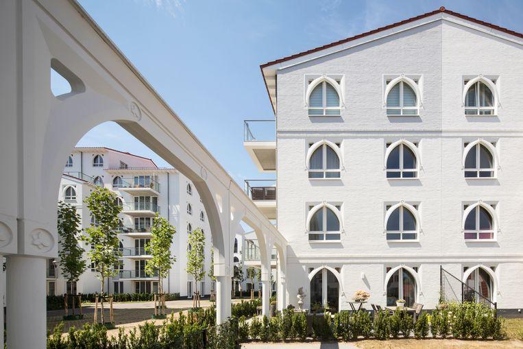 De Clarissenhof in Tilburg. Beeld  Arjen Schmitz.