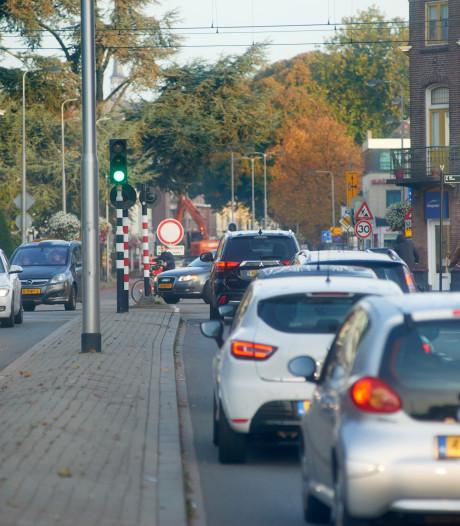 Overweg in Molenstraat Oss drie dagen dicht