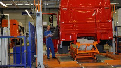 Reuzebestelling van 1.500 trucks voor DAF Trucks in Westerlo