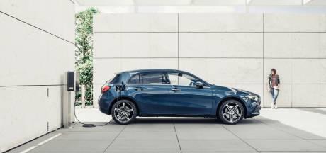 Plug-in hybrides Mercedes lijken steeds meer op elektrische auto met hulpmotor