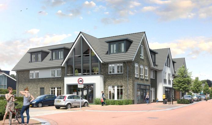 De verkoop van de appartementen is begonnen. Vraagprijs 740.000 euro.