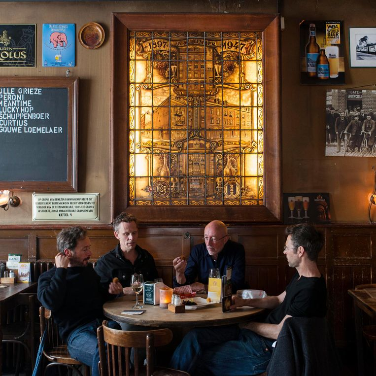 Café Hesp Beeld Charlotte Odijk