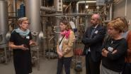 Ruim 1 miljoen euro energiebesparende investeringen aan ILVO gebouwen