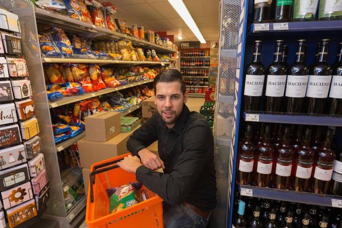 Ruben Harms vindt dat Kampen niet meer van deze tijd is als de supermarkten verplicht dicht zijn op zondag.