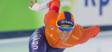 Persoonlijk records voor Ntab en Verbij, Moerasjov wint
