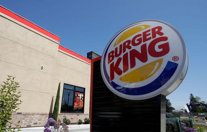 Un restaurant Burger King en Californie (archives).