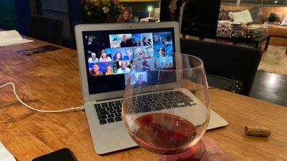 Wijnhandel Dulst geeft online les in wijnproeven