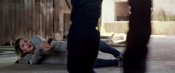 Dakota Johnson vecht voor haar leven in laatste 'Fifty Shades'-film.