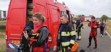 Geen duikers voor de regionale brandweer