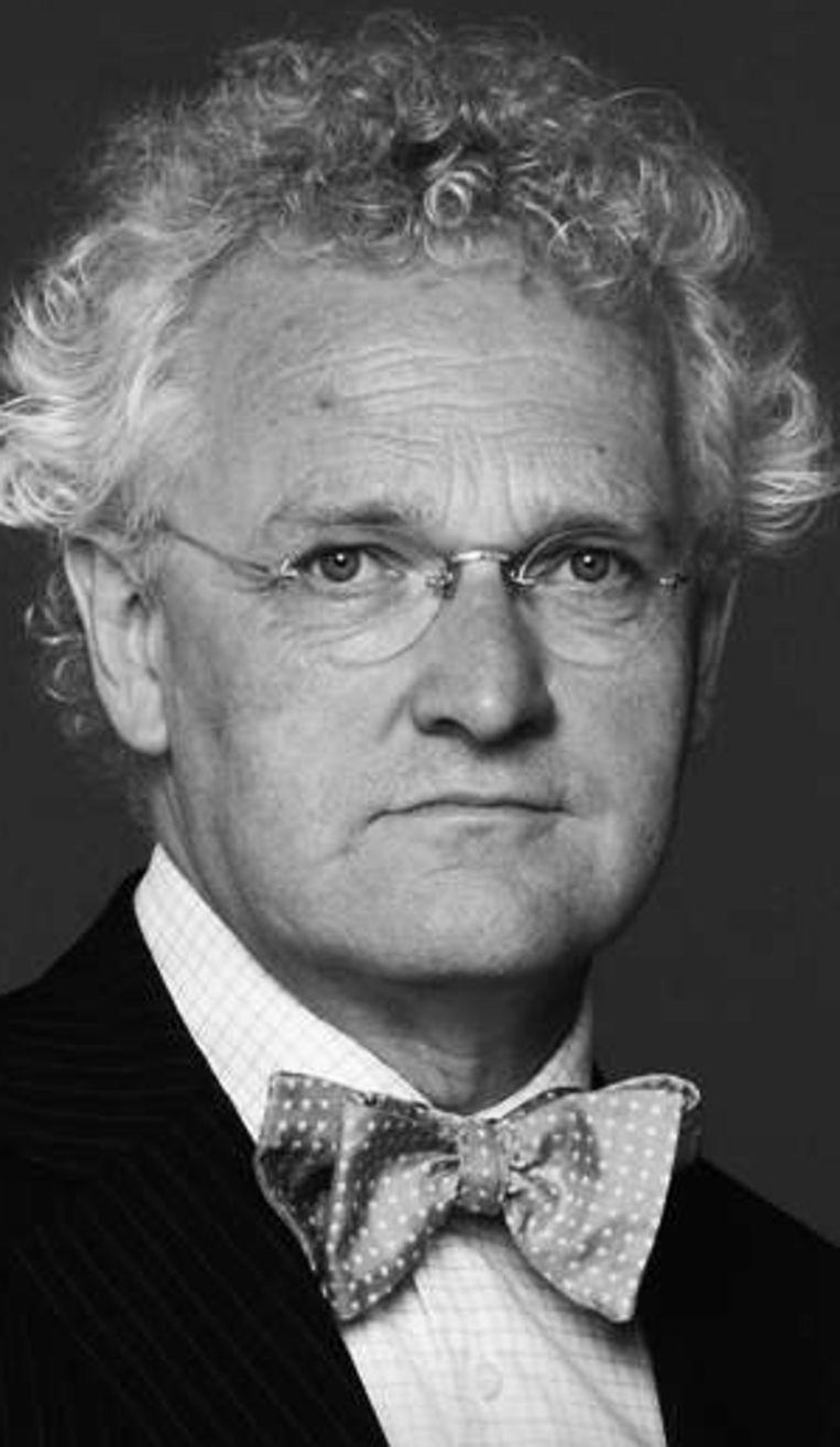 Filosoof Jaffe Vink (Scheemda, 1951) schreef in 2011 een boek over de Probo Koala: 'Het gifschip - verslag van een journalistiek schandaal'. Beeld Trouw
