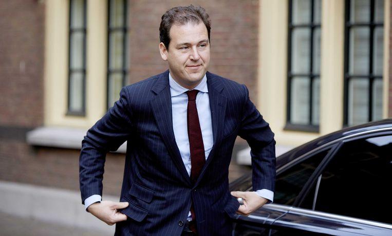 Minister Lodewijk Asscher van Sociale Zaken Beeld ANP