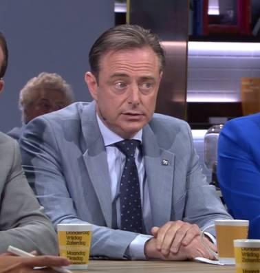Joël De Ceulaer: 'Laat De Wever 'De zevende dag' maar presenteren'