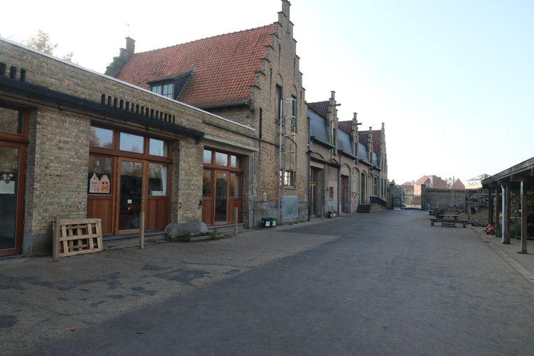 Steinerschool Koningsdale in Ieper.