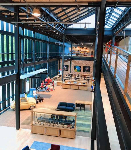 J'ai visité les bureaux de Pixar: pourquoi les entreprises américaines me vendent du rêve