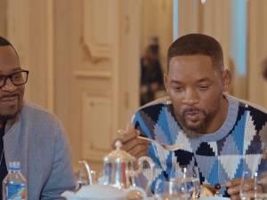 Will Smith et Martin Lawrence découvrent la galette des rois