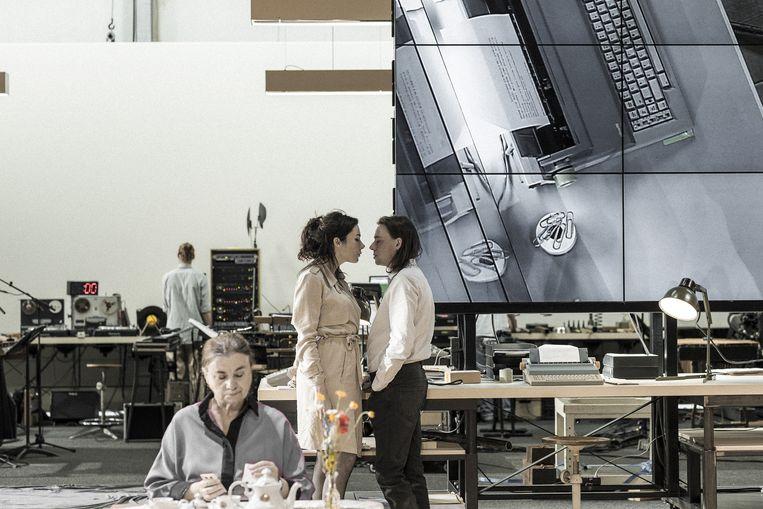 In The Fountainhead (2014). Beeld Jan Versweyveld