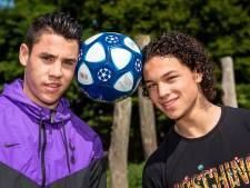 Voetbalavontuur op de Azoren voor broers De Vulder uit Breda: 'Zo'n mooie kans'