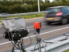 Noordelijke automobilist rijdt te hard, maar redelijk veilig
