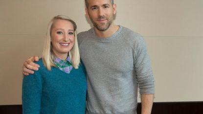 """Ryan Reynolds kruipt weer in de huid van superheld: """"Maar mijn dochter van 3 huilt als ze mij als Deadpool ziet"""""""