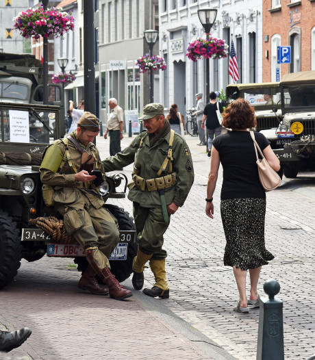 'Bevrijdingstentoonstelling op tournee door Zeeland en Noord-Brabant'