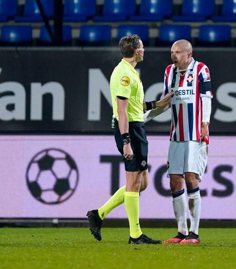 Willem II blijft weinig bespaard en wordt dieper in crisis gedrukt door thuisnederlaag tegen PEC
