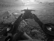 Recordmissie ten einde: na 15 jaar zwijgt Marsverkenner Opportunity