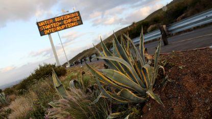 Inwoners Kaapstad mogen nog maar 50 liter water per dag verbruiken door extreme droogte