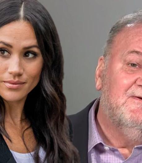 """Thomas Markle réagit au Megxit: """"Ma fille transforme la monarchie en un supermarché avec une couronne"""""""