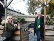 Leuke buren Kim en Carina: 'Zelfs als ik een miljoen win, verhuis ik niet'