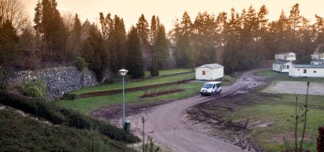 Impasse op camping de Goudsberg
