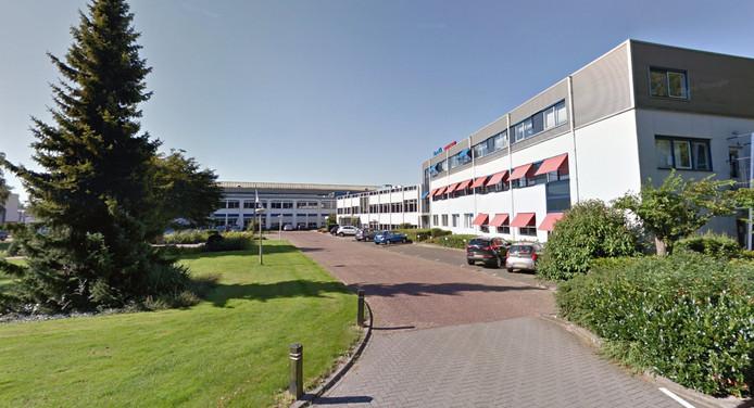 Het pand waarin Thomassen Machining in Rheden is gevestigd