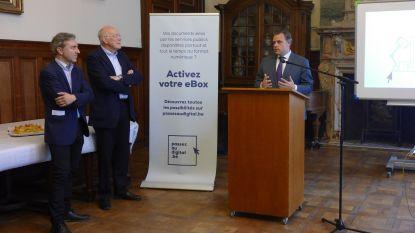 Sint-Gillis krijgt als eerste Brusselse gemeente toegang tot eBox