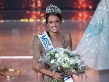 """Amandine Petit se voit déjà animatrice après son année Miss France: """"Pourquoi pas?"""""""