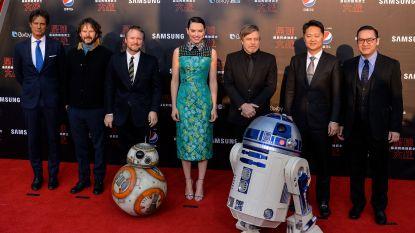 'Star Wars: The Last Jedi' in top 10 box office allertijden