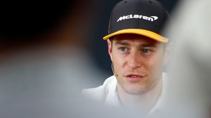 Het houdt maar niet op: ook op tweede testdag in Formule E weer technische problemen voor Vandoorne
