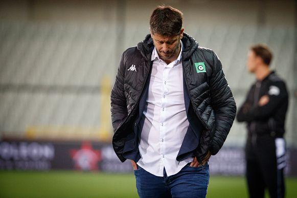 Het lijken de laatste uren van Fabien Mercadal als coach van Cercle.