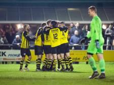 Staphorst en Columbia mogen - als het rekenen is gedaan - wel rekenen op promotie