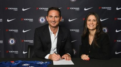 Football Talk 04/07. Lampard nieuwe coach van Chelsea - Zware loting voor Halle-Gooik in Champions League futsal