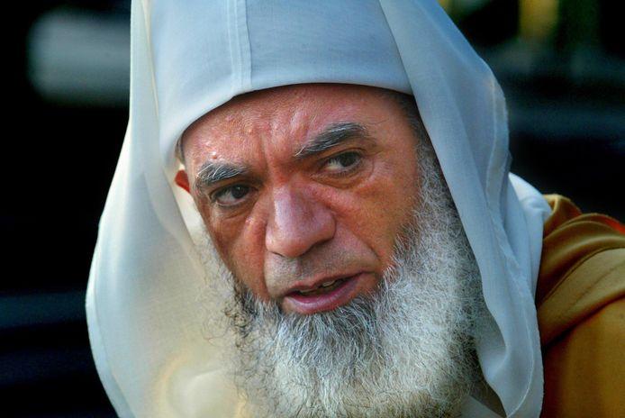 De Rotterdamse imam Khalil El Moumni.