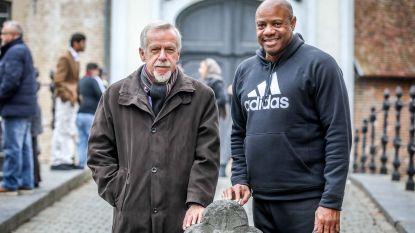 """Regerend recordhouder verspringen Mike Powell op bezoek in Brugge: """"Apetrots dat record van 1991 stand houdt"""""""