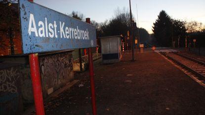 Minst gebruikte station van Vlaanderen: Aalst-Kerrebroek