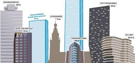Wolkenkrabber stap dichterbij door uitbreiding parkeerplaatsen in Nijmeegse garage