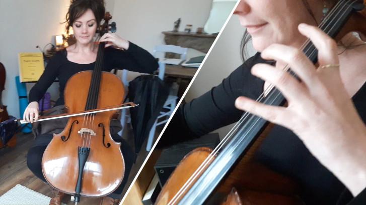 Crowdfundingconcert voor 260 jaar oude cello