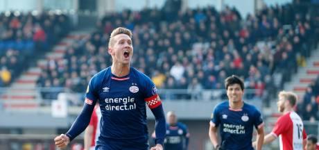 LIVE   De Jong kopt PSV op voorsprong in Emmen