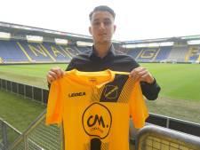 Agougil vierde speler uit NAC onder 19 met een contract: 'Het kan voor mij niet snel genoeg gaan'