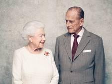 Koningin 'Lilibeth' en Philip vieren 70ste huwelijksdag met intiem etentje