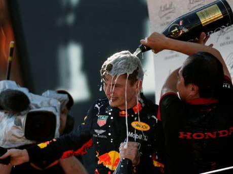 Verstappen telt af naar eerste GP op 'zijn' Red Bull Ring