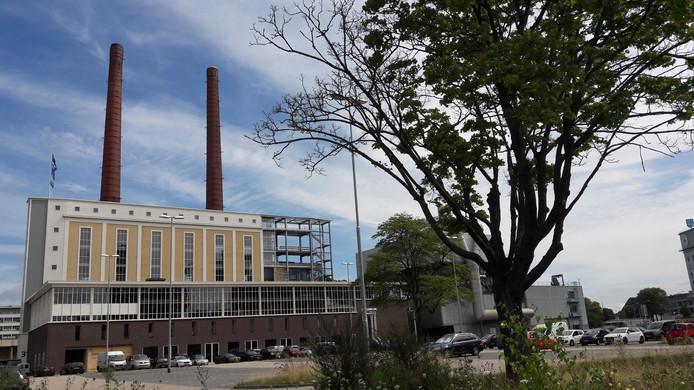 Het Innovation Powerhouse, de voormalige Philips energiecentrale aan de Zwaanstraat in Eindhoven, is nu onderdak voor design- en innovatiebureau VanBerlo.