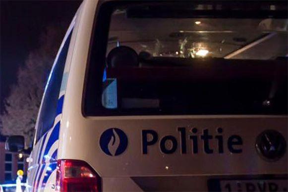 Politie trok meteen het rijbewijs van de man voor 15 dagen in