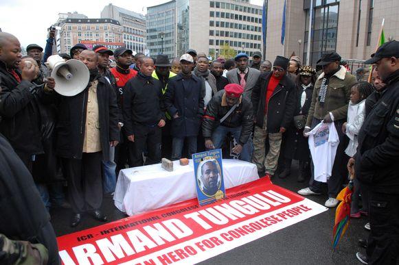 Anti-Kabila-manifestatie